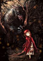 red riding hood by chr17