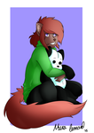 Snuggles by Whacked-Muffin