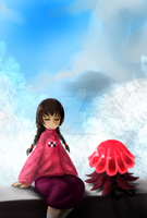 Yume Nikki - Nothing to worry by MadCookiefighter