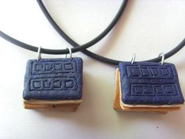 River Song's Diary Charms 2 by tyney123