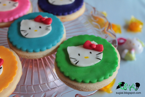 Hello Kitty Cookies3 by SugiAi