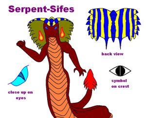 galabor enemy1: sperpent-sifes