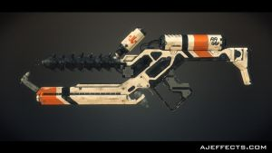 D9- Arc gen gun by ajeffects