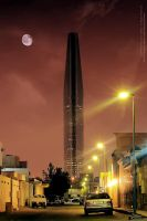 kingdom tower II by OmarAziz