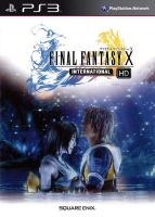 Final Fantasy X HD PS3 Cover by Romangelos
