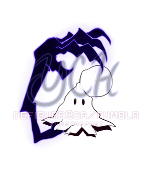 Mimikyu disguise YCH - OPEN by defigure