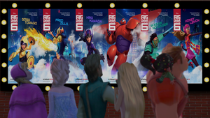 Welcome, Big Hero 6! (2.0) by noodlekuki
