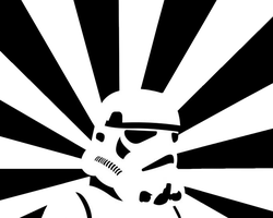Stormtrooper Wallpaper by Hakizawa