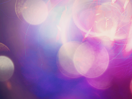 Purple bokeh by bluezircon-graphics