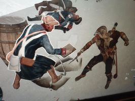 AC3: TTKW Tomahawk VS Book Who Will Win? by DOM098652