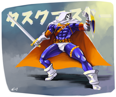 - It's TASKMASTER - by BoGilliam