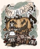 Happy Halloween 2012! by MiiBT