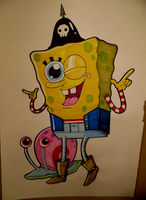 Mild Ones Spongebob Poster by electricsorbet