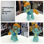 Lightning Dust by Nsomniotic