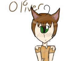 Oliver Doodle, Shaded by The-Insane-Puppeteer
