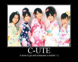 C-ute by MaihaLuver