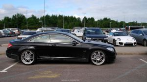 Mercedes-Benz CL600 by ShadowPhotography