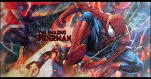 The Amazing Spiderman Sig by Traumuh