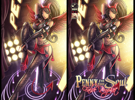 Penny Cover - POLE DANCE FINAL by RobDuenas