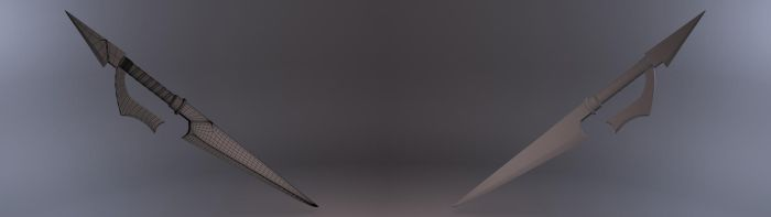 Shadowbane Sword by JWright-3D-Graphics