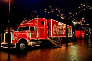 The Coca Cola Truck No. 2 by lani-heartcore