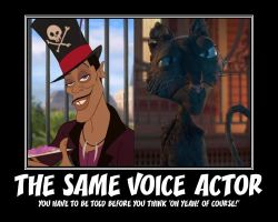 Voice Actor Motivation by Mask--Chan
