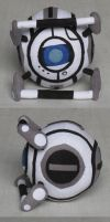 Wheatley plush by SmellenJR
