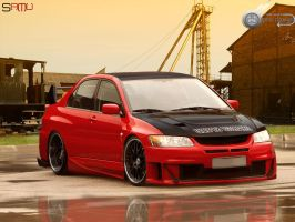 .:: Mitsubishi Evolution ::. by SaMuVT