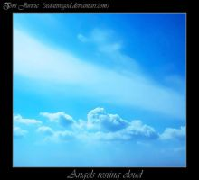 Angel's Resting Cloud by sedativegod