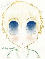 Sterling Knight .:colour:. by Alia-x