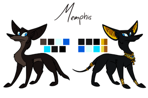 Memphis - Reference Sheet by Ehlinn