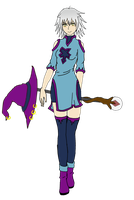 Emma Compass Witch of The East by Nasby321