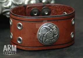 ARM Band 4 by Blackthornleather