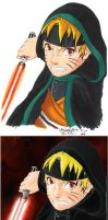 Naruto: Lord of the Sith by akula-kun