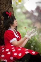 Minnie Mouse :: 04 by Deathly-Sora