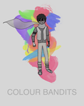 Colour Bandits by SuperMuts