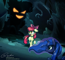 S5 E4: Fear, Doubt, and Shadows in the Dark by Esuka
