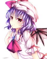 Remilia Scarlet by VeBonBon