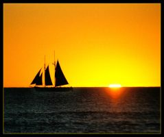 Cable Beach sunset 3 by wildplaces