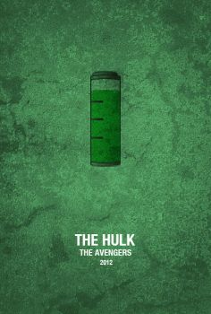 The Hulk - The Avengers by Al-Pennyworth
