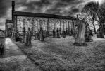 St David's Graveyard by TokyoButterfly