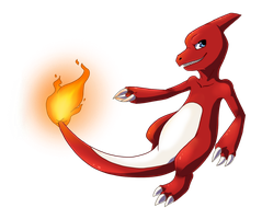 Charmeleon by Lucie-P