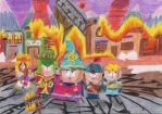 South Park The Stick Of Truth! by Angeliiu