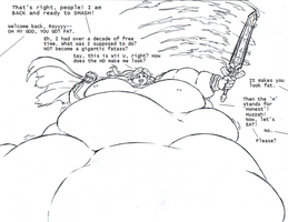 Royally Fat Roy by Saxxoff