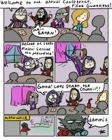 Legacy of Kain, doodles 50 by Ayej