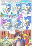 Random comic by Ian-the-Hedgehog