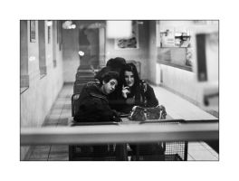 Young couple by panfoto