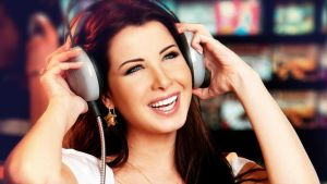 Nancy Ajram by Del-Korey