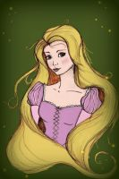 Tangled by thelumpy