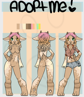 Goat Adopt [OPEN] by SnuggieBoo